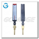 Glass thermometers Straight type